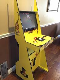Raspberry Pi Game Cabinet Out Of Wall Space