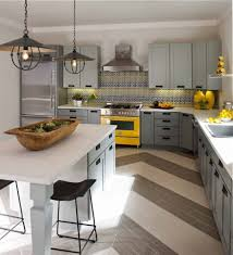 Yellow And Grey Kitchen Yellow And Grey Kitchen Decor Archives Modern Homes Interior Design