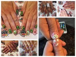 Finger Bang's Wild Nail Art | Portland Monthly