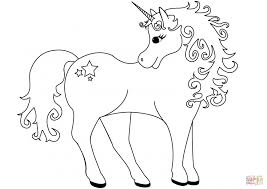 Free Printable Unicorn Coloring Pages Horse Hard To Print Easter