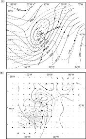 Meteorological Chart An Overview Sciencedirect Topics