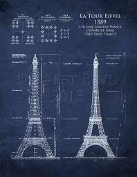 architecture blueprints wallpaper. Architecture Blueprints Tower Architectural Blueprint Tour French Decor Wall Art Architect Gift Wife Wallpaper