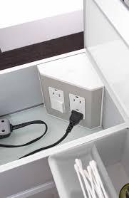 bathroom vanity light with outlet. Bathroom: Bathroom Vanity Light With Power Outlet Interior Design Ideas Fantastical On