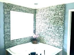 corner garden tub for mobile home shower combo co showers and tubs