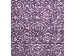 unique loom lively damask rug purple for blue damask rug
