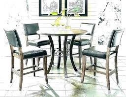 42 inch round glass dining table set and 4 white chairs seater sets kitchen beautiful