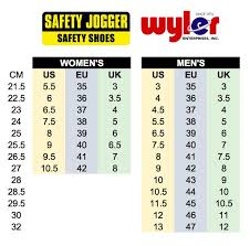 Safety Jogger Size Chart Safety Jogger Desert S1p High Cut Safety Shoes Work Boot Footwear Steel Toe Oil Resist Anti Slip Beige Toe Cap Shoes Safety Boot Ppe