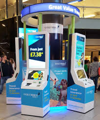 Airport Insurance Vending Machines New Shopping Autonomy Consumers Accustomed To Ecommerce Are Targeted