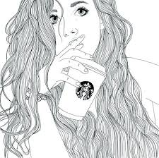 Starbucks Coloring Page 687 Stunning Starbucks Logo Colouring Page