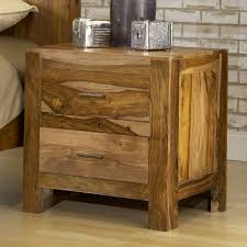 Sheesham Bedroom Furniture Modus Atria 4 Piece Platform Bedroom Set In Natural Sheesham
