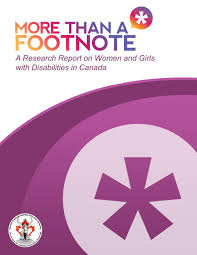 More Than A Footnote Canadian Womens Foundation