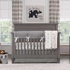 neutral crib bedding cubby