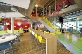 unilever office. Fun And Colorful Unilever Office In Switzerland : Office5 S