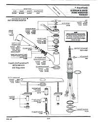 moen single handle faucet leaking single handle kitchen faucet repair diagram in decorations moen single handle