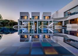 modern mansions. Contemporary Home Decor Luxurious Modern Mansion Mansions O
