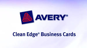 Avery Template 88220 Avery Round Corner Print To The Edge Business Cards Inkjet 2 X 3 1
