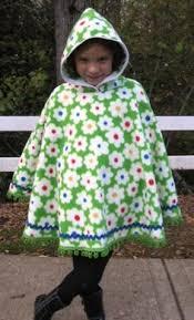 Fleece Poncho Pattern With Hood Simple Fleece Poncho Wardrobe Mag
