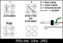 need help wiring 2 wire lavalier to 4 pin plug gearslutz pro need help wiring 2 wire lavalier to 4 pin plug sennheisertosony jpg