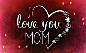 1920x1200 i love you mom wallpaper hd
