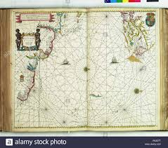 Latitude Scale Chart English A Chart Of The Western Oceanbound Sheet Hand Col