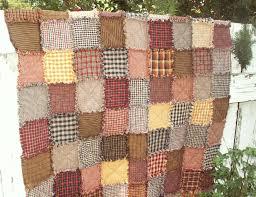 Ragged Frayed Homespun Quilts & autumnspicequilt.jpg Adamdwight.com