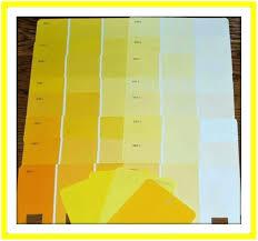Yellow Car Paint Chart Yellow Paint Colors Hubotong Info