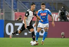 Juve manager maurizio sarri goes up against his former club. Coppa Italia Final Match Report Napoli V Juventus