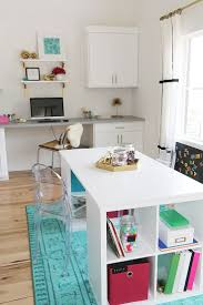 Kitchen: Adorable Craft Tables Craft Table Ikea Design Ideas Work Table  Kitchen