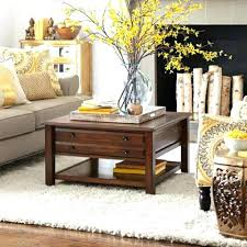 architecture pier one coffee table with trunk ideal for large ideas 6 visual comfort chandelier entry
