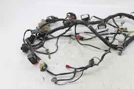 08 honda silver wing fsc600a oem main engine wiring harness motor