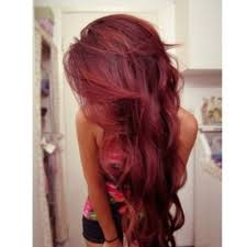 I Love This Red Hair Color