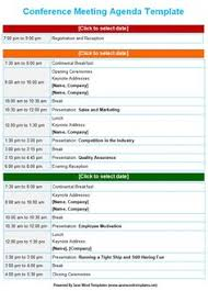 Conference Agenda Us Letter | Pinterest | Adobe Indesign, Template ...