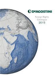 De Agostini Rights Catalog 2015 By Nicolo Boggio Issuu