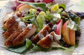 garden salad with chicken. Wonderful With Garden Salad With Chicken  The Foodie Affair For With M