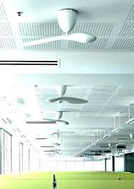 office ceiling fan. Ceiling Tile Fan Fans Office  .