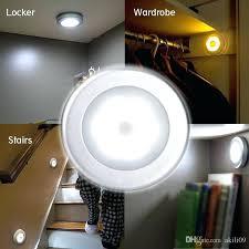 closet lighting wireless. Motion Sensor Stair Lights Battery Led Closet Light Powered 6 Night Lighting Wireless