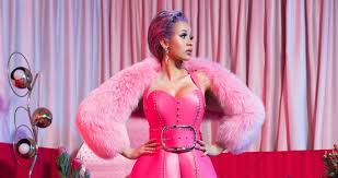 Cardi B Full Official Chart History Official Charts Company