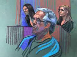 Jeffrey Epstein denied bail, will remain jailed pending trial on sex trafficking charges…