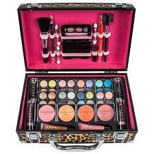 professional makeup kit for kids theatrical artist carry on first beauty box new