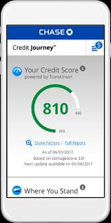 Sign Up For Your Free Credit Score Credit Journey Chase Com