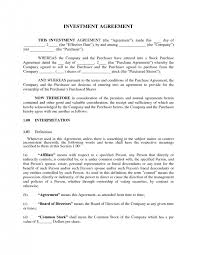 cover letter cover letter lovely sample investment agreement uk sample investment agreement philippines proffesional sample investment purchaser cover letter