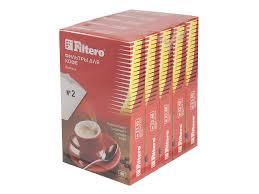 Купить <b>фильтр</b>-<b>пакеты filtero premium</b> №2 200шт онлайн с ...