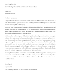 Sample Of Reference Letter For An Employee 13 Employment Reference Letter Templates Free Sample Example