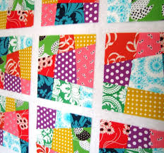 HOW TO - Make a Crazy Nine-Patch Quilt Block | Patch quilt ... & HOW TO - Make a Crazy Nine-Patch Quilt Block Adamdwight.com