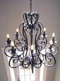wrought iron candle chandelier best of fascinating oasis candle sphere chandelier outdoor living fixtures