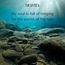 Zitate Aus Dem Meer Und Ozean Inspirierende Sprüche Mit Bildern