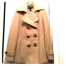 london fog pea coat womens khaki