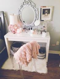what beauty lover doesn t dream of a stunning vanity who doesn t want to sit at a beautiful set up and primp and prep each morning feeling like a celeb or