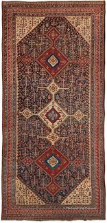 to learn more about this stunning southwest persian qashqai corridor carpet