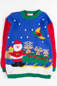 Vintage Ugly Christmas Pullovers Sweaters For Men \u0026 Women - From $15 | Ragstock.com